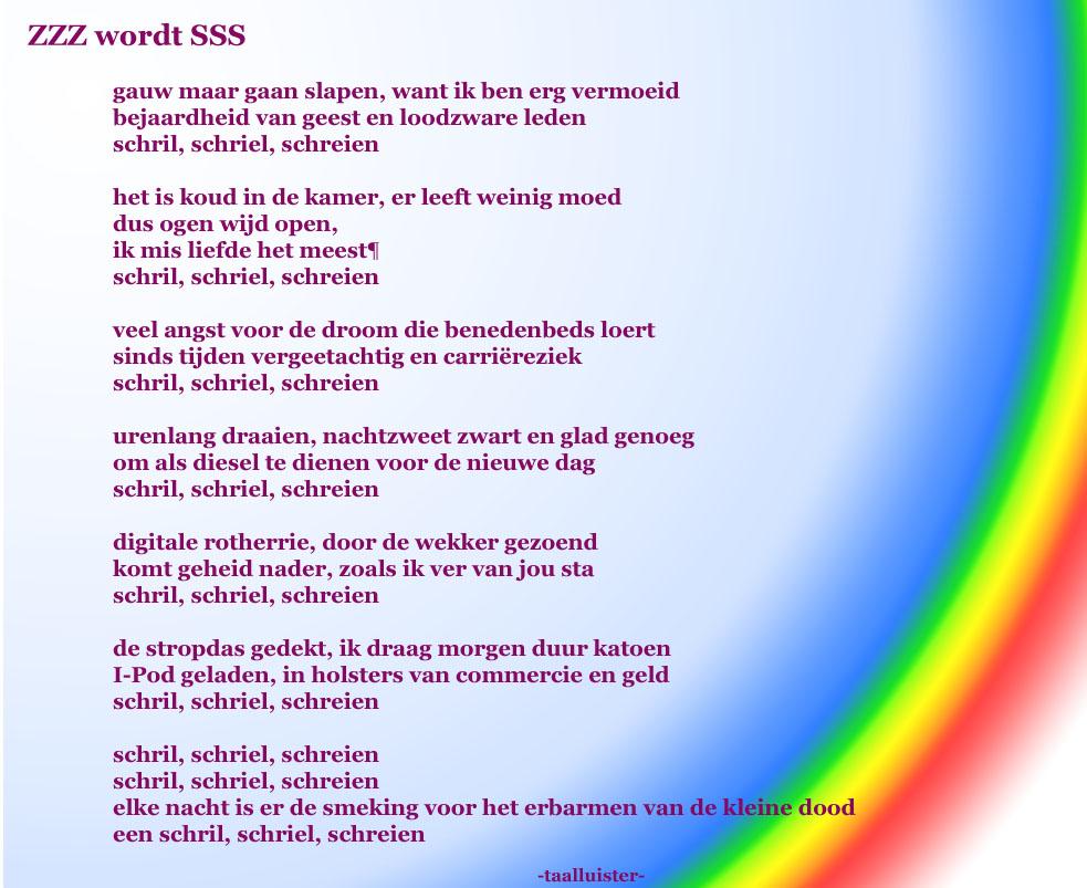 Goede gedicht – herstel taalluister AB-58